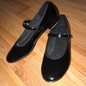 Size 4 1/2 ABT Tap Shoes